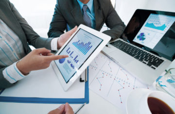 Data within a CRM plan