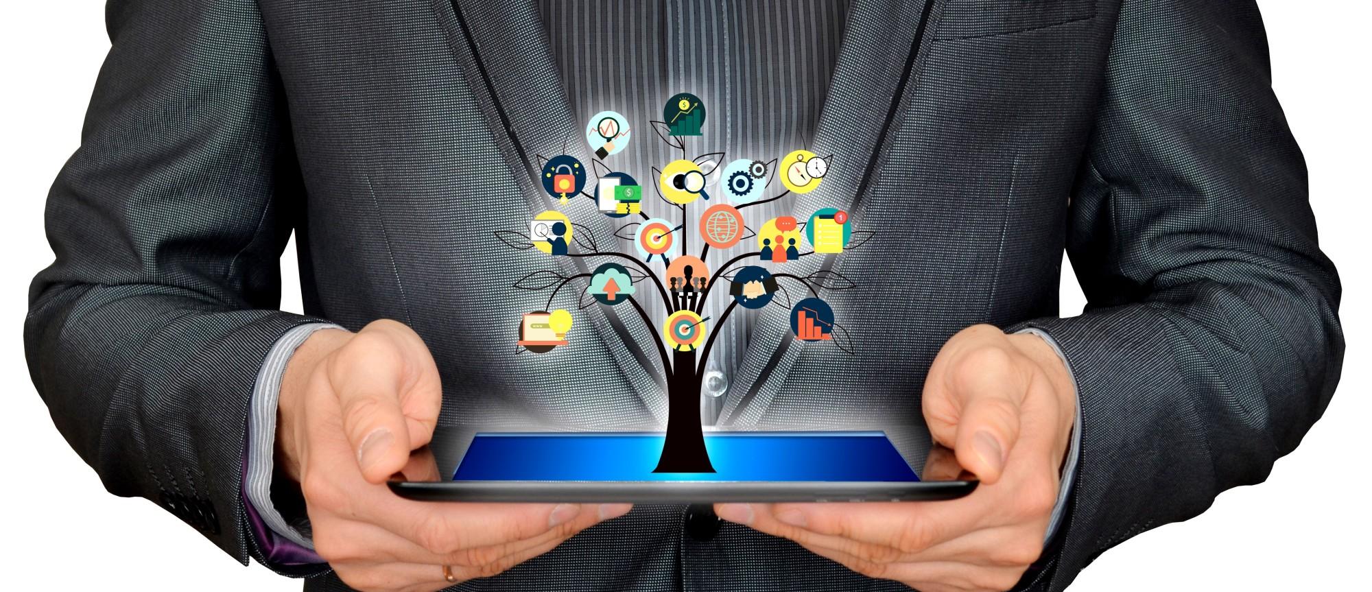 Marketing industrial actual: estrategias digitales para la promoción de productos